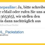 Auch eine Deutsche Post kann im Social Web begeistern
