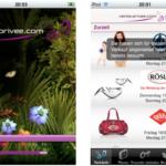 Eine iPhone-App von Vente-Privee - sie war lange überfällig