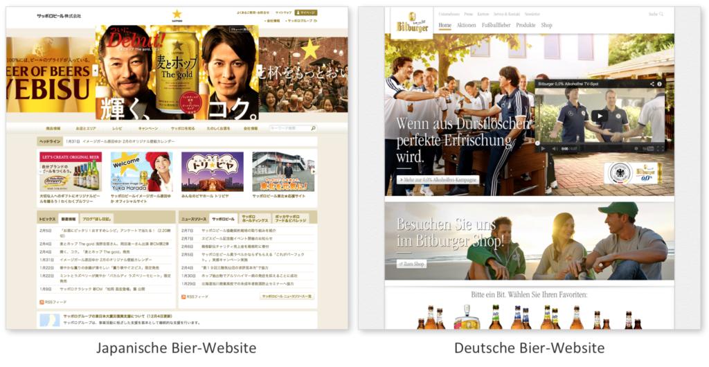 Bierwebsites